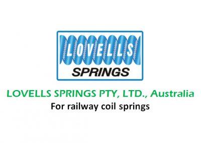 LOVELLS SPRINGS PTY, LTD., Australia