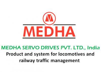 MEDHA SERVO DRIVES PVT. LTD., India