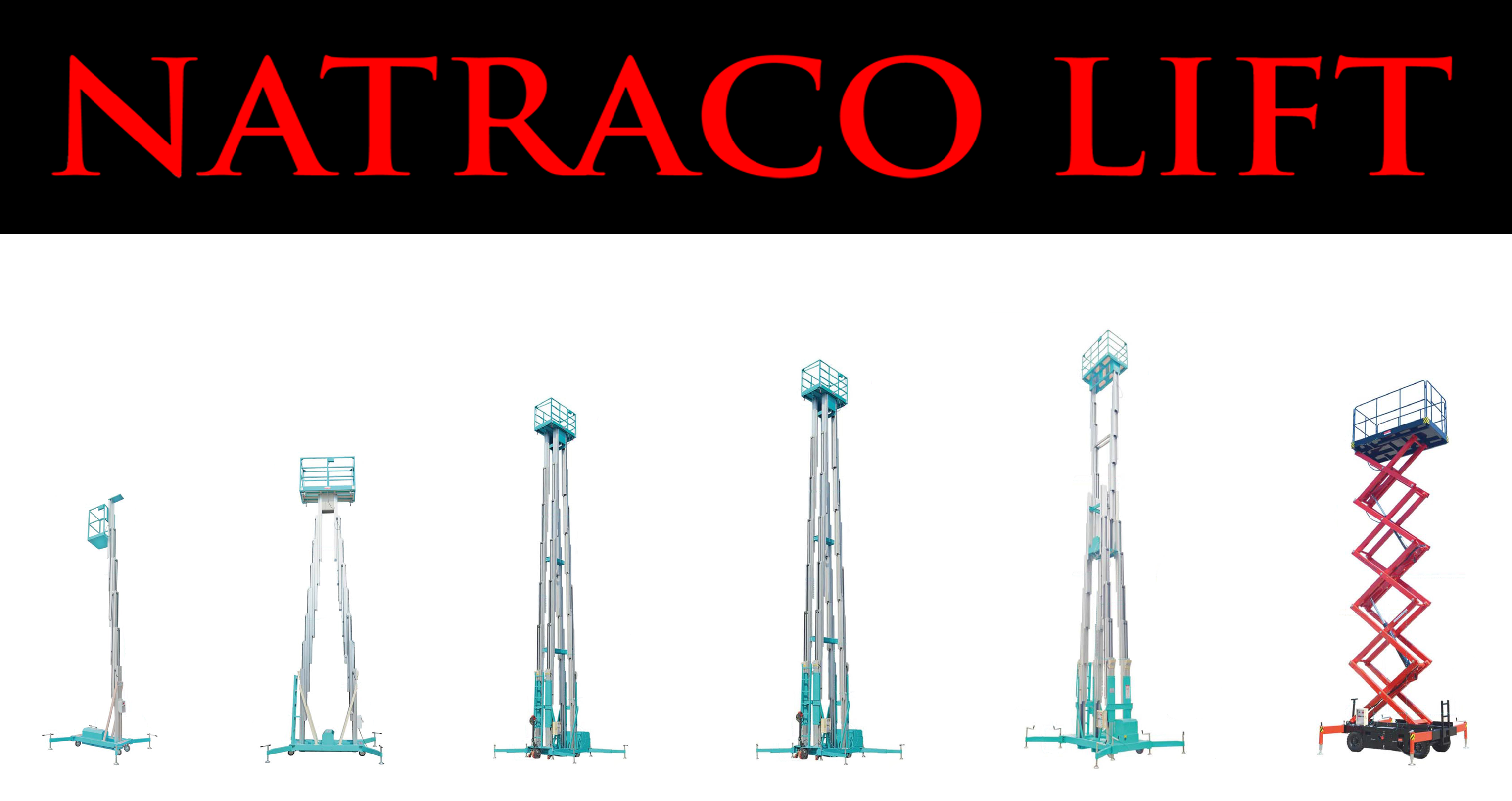 Vertical Mast Lift